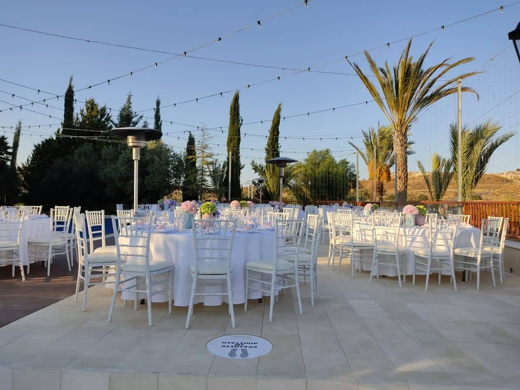 Ktima Oasis Cyprus - Weddings - Baptisms - Corporate Events - IMG 20201003 172900