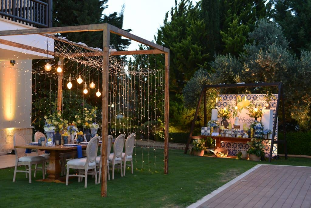 Ktima Oasis Cyprus - Weddings - Baptisms - Corporate Events - MIC 7784