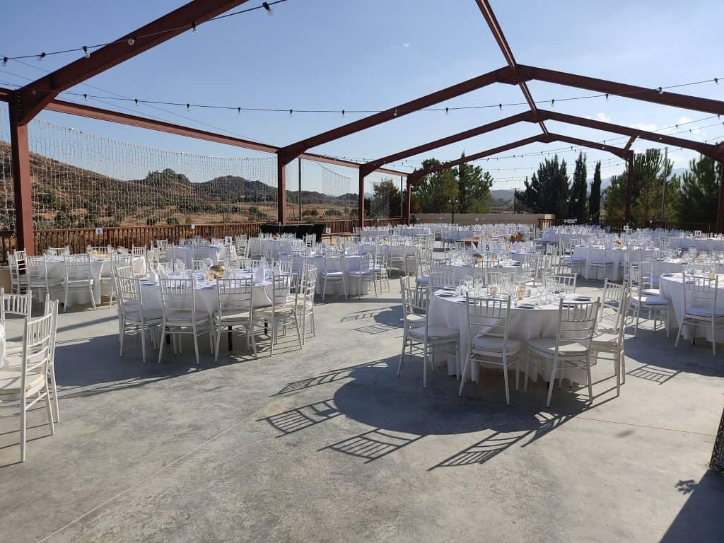 Ktima Oasis Cyprus - Weddings - Baptisms - Corporate Events - OasisIndoor1