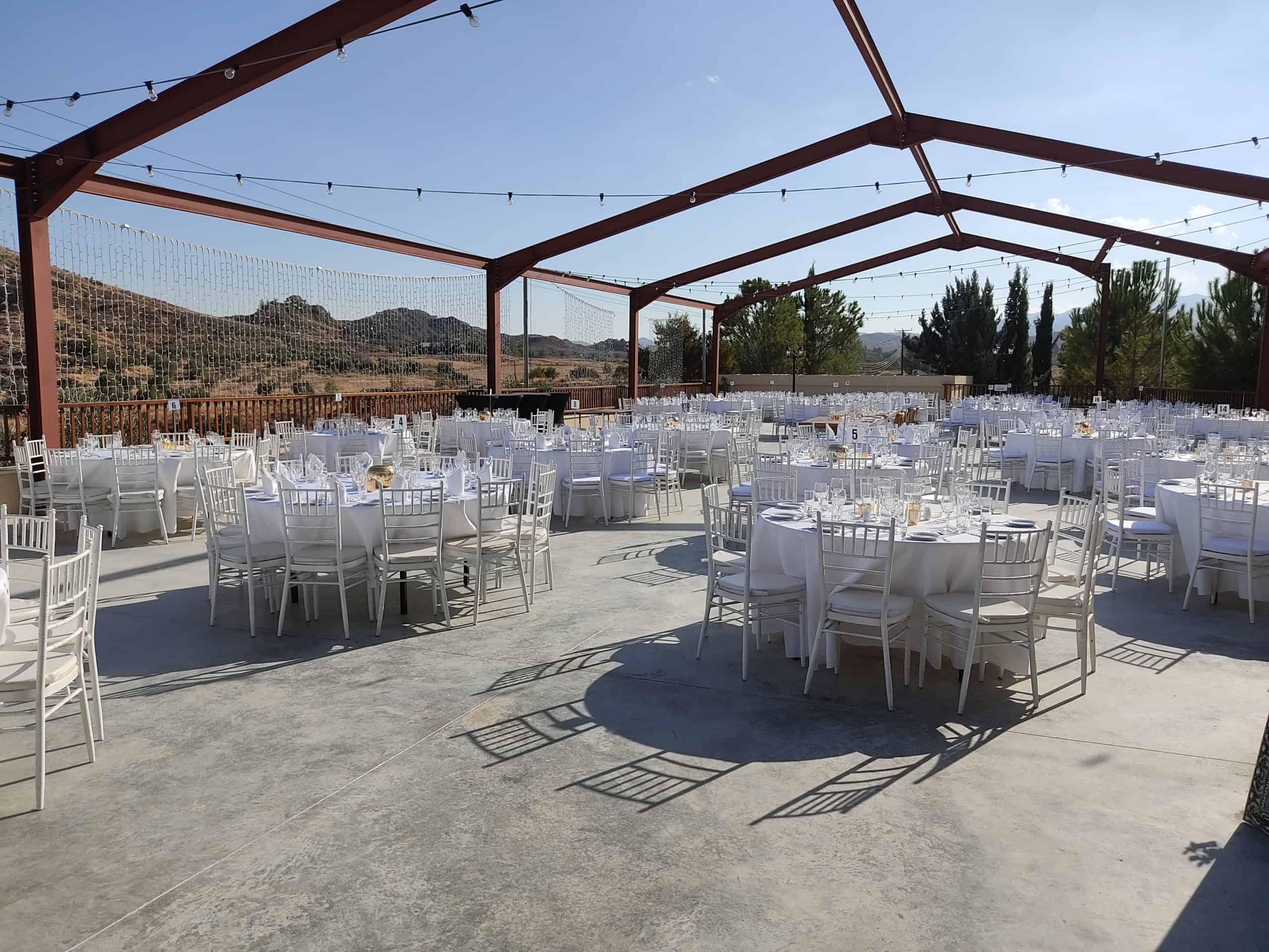 Ktima Oasis Cyprus - Weddings - Baptisms - Corporate Events - OasisIndoor1 scaled 1