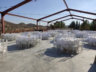 Ktima Oasis Cyprus - Weddings - Baptisms - Corporate Events - OasisIndoor1 scaled