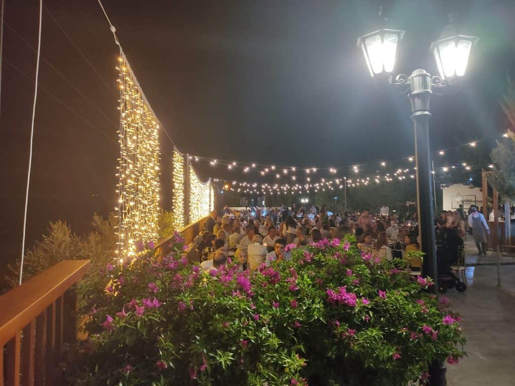Ktima Oasis Cyprus - Weddings - Baptisms - Corporate Events - OasisIndooroutdoor