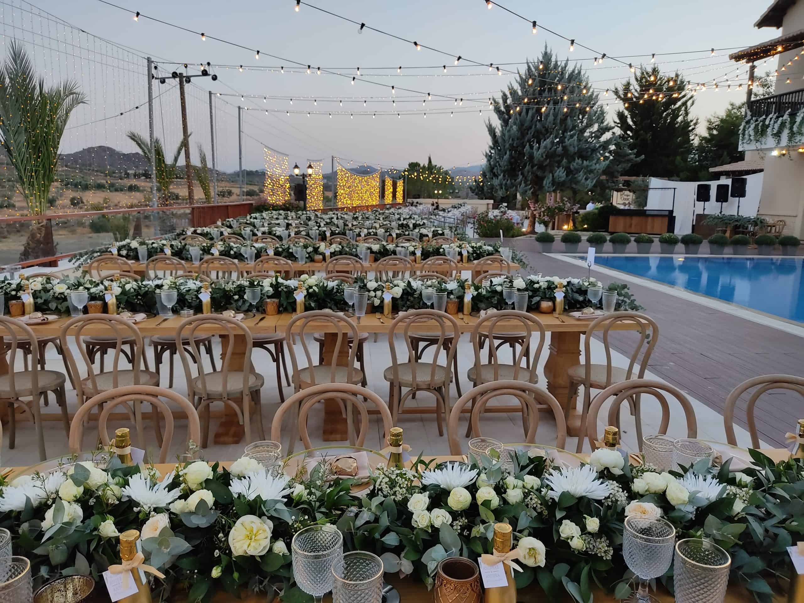 Ktima Oasis Cyprus - Weddings - Baptisms - Corporate Events - PoolOutdoor2 1 scaled 1