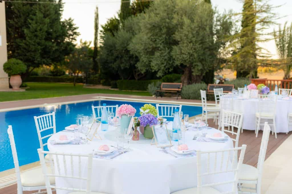 Ktima Oasis Cyprus - Weddings - Baptisms - Corporate Events - baptism1