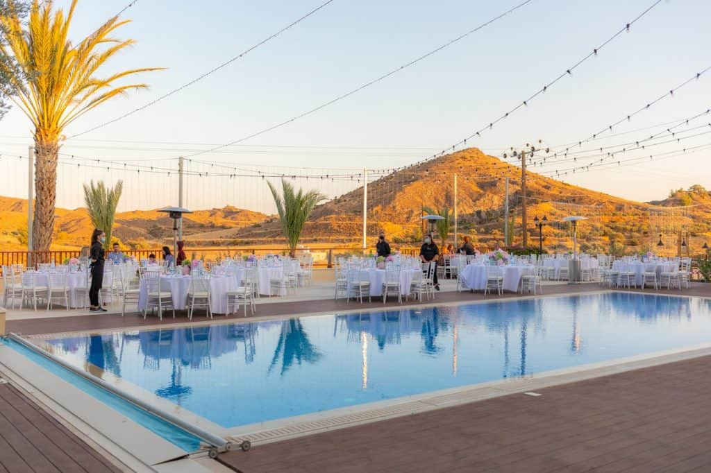 Ktima Oasis Cyprus - Weddings - Baptisms - Corporate Events - baptism2