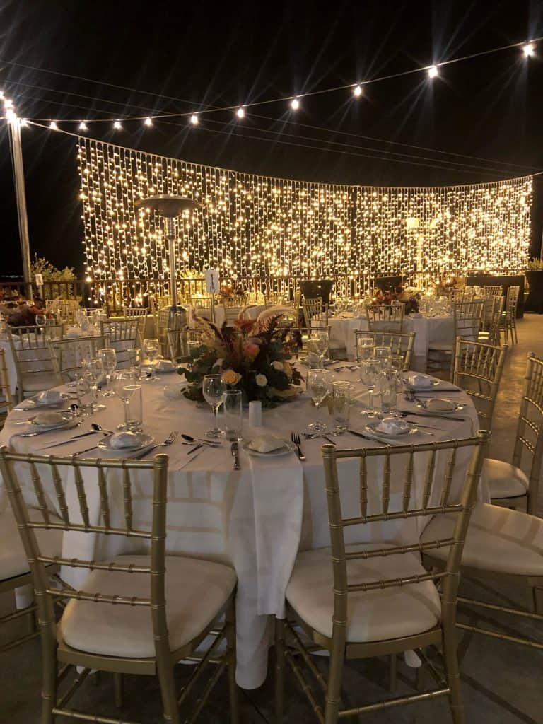 Ktima Oasis Cyprus - Weddings - Baptisms - Corporate Events - weddingsetup 2 scaled 1