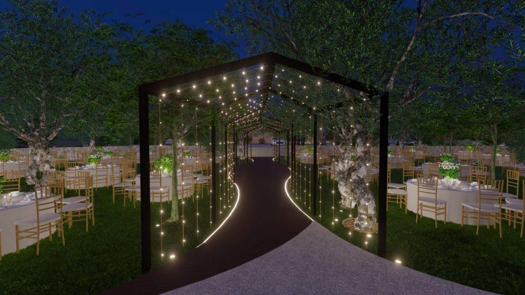 Ktima Oasis Cyprus - Weddings - Baptisms - Corporate Events - x1