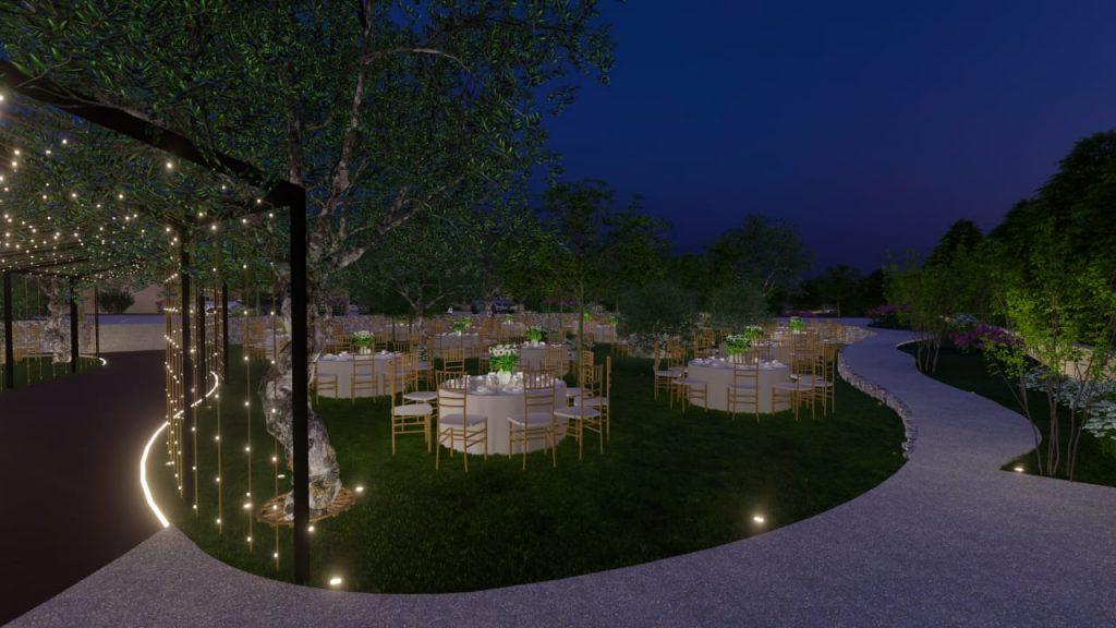 Ktima Oasis Cyprus - Weddings - Baptisms - Corporate Events - x2