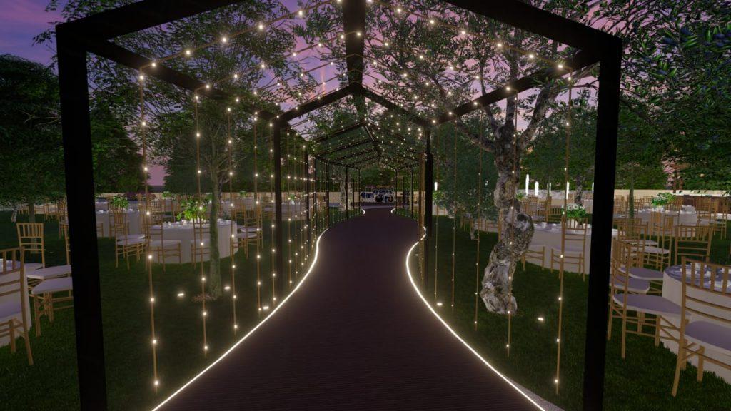 Ktima Oasis Cyprus - Weddings - Baptisms - Corporate Events - x3