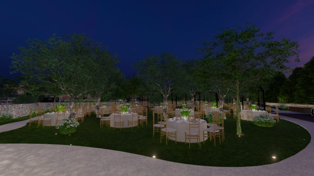 Ktima Oasis Cyprus - Weddings - Baptisms - Corporate Events - x5